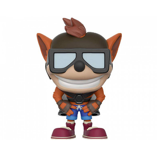 Funko Pop! Crash Bandicoot: Crash Bandicoot with Jet Pack