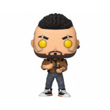 Funko POP! Cyberpunk 2077: V-Male Glows in the Dark