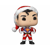Funko POP! DC Super Heroes: Superman in Holiday Sweater
