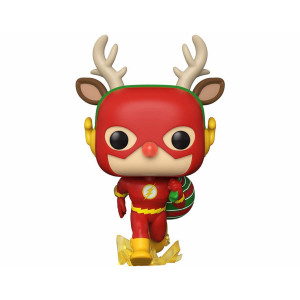 Funko POP! DC Super Heroes: The Flash Holiday Dash