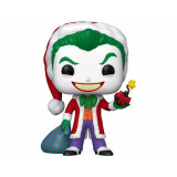 Funko POP! DC Super Heroes: The Joker as Santa
