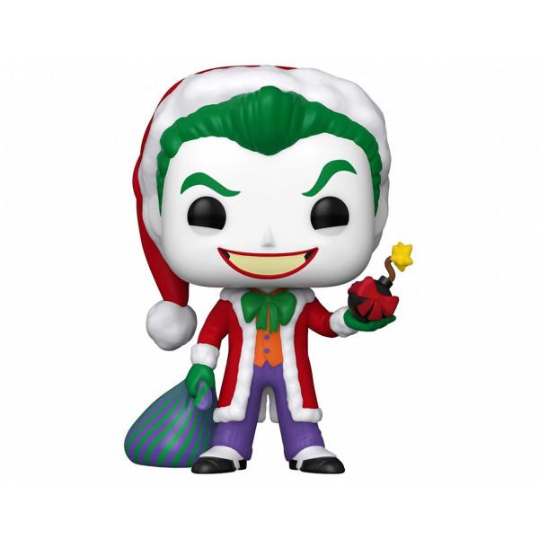 Funko POP! DC Super Heroes: The Joker as Santa