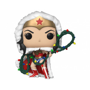Funko POP! DC Super Heroes: Wonder Women with String Lights Lasso
