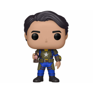 Funko POP! Fallout S2: Vault Dweller (Male)