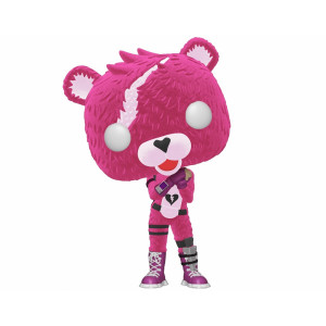 Funko POP! Fortnite S3: Cuddle Team Leader (Flocked)