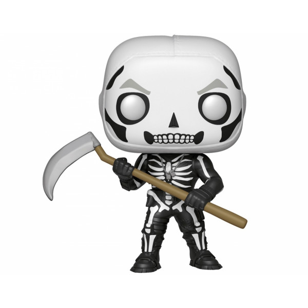 Funko POP! Fortnite S3: Skull Trooper (Glow in the Dark)