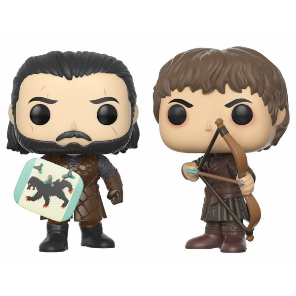 Funko POP! Game of Thrones: Battle of the Bastards