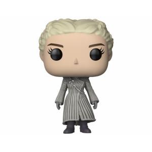 Funko POP! Game of Thrones S8: Daenerys Targaryen (w/ White Coat)
