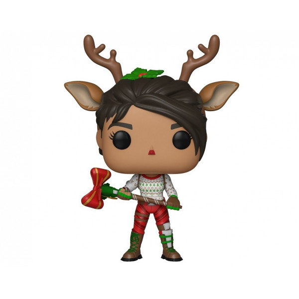 FUNKO POP! Games: Fortnite S1 - Red-Nosed Raider