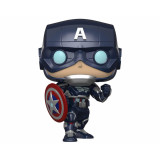 Funko POP! Games Marvel Avengers: Captain America