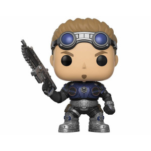 Funko POP! Gears of War: Damon Baird (Armored)