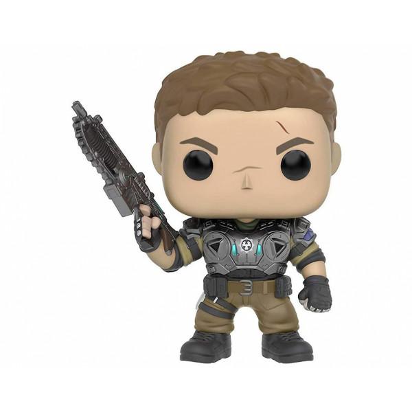 Funko POP! Gears of War: JD Fenix Armored