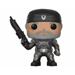 Funko POP! Gears of War: Marcus Fenix (Old Man)