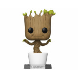 """Funko POP! Guardians of the Galaxy: Groot 18"""""""