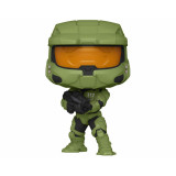 Funko POP! Halo: Master Chief with MA40 Assault Rifle