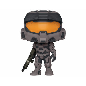 Funko POP! Halo: Spartan Mark VII with VK78 Commando Rifle