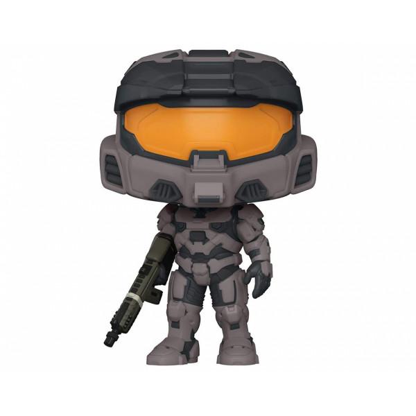 Funko POP! Halo: Spartan Mark VII with VK78 Commando Rifle