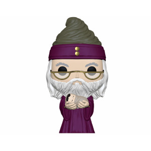 Funko POP! Harry Potter: Albus Dumbledore with Baby