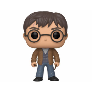 Funko POP! Harry Potter: Harry Potter with 2 Wands