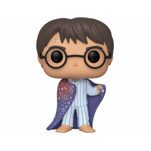 Funko POP! Harry Potter: Harry Potter with Invisibility Cloak (Exc)