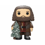 Funko POP! Harry Potter: Holiday Rubeus Hagrid 6""
