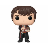 Funko POP! Harry Potter: Neville Longbottom with Monster Book