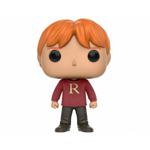 Funko POP! Harry Potter: Ron Weasley (Sweater) (Exc)