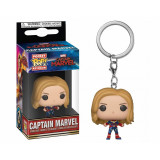 Funko POP! Keychain Captain Marvel: Captain Marvel
