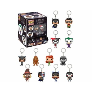 FUNKO POP Keychain DC Comics Batman The Animated Series