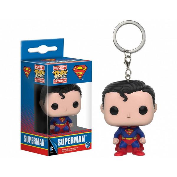 Funko POP! Keychain DC Comics: Superman