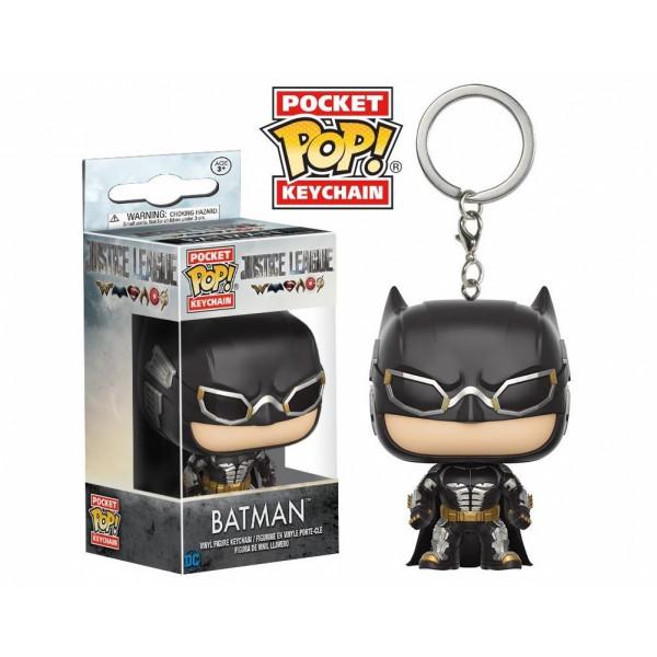 FUNKO POP Keychain: DC Justice League - Batman