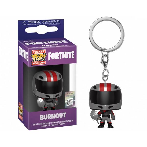 Funko POP! Keychain Fortnite S2: Burnout