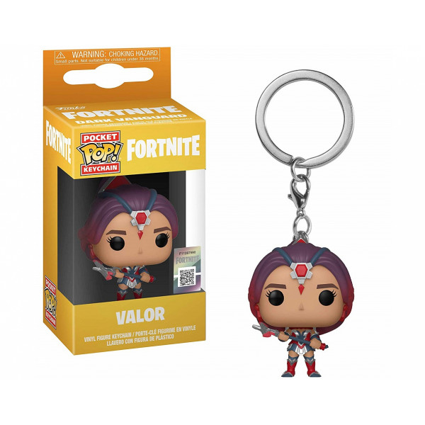 Funko POP! Keychain Fortnite S2: Valor