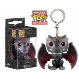 Funko POP! Keychain Game of Thrones: Drogon