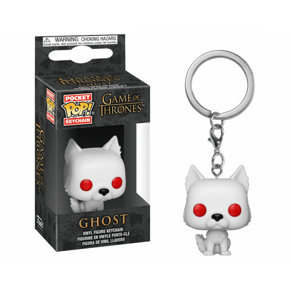 Funko POP! Keychain Game of Thrones: Ghost