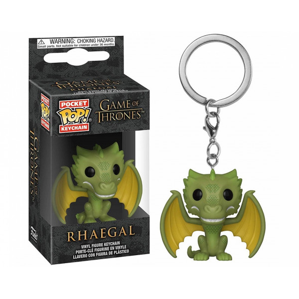 Funko POP! Keychain Game of Thrones S10: Rhaegal
