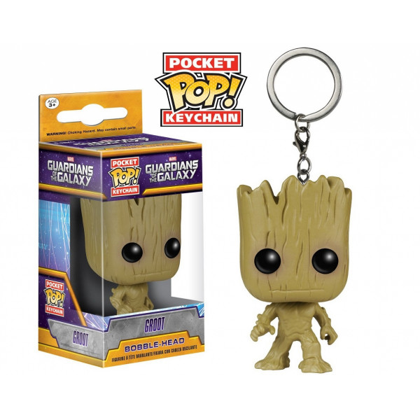 FUNKO POP Keychain Guardians of the Galaxy Groot