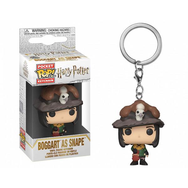 Funko POP! Keychain Harry Potter: Boggart as Snape