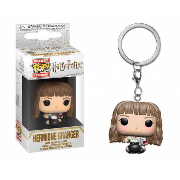 Funko POP! Keychain Harry Potter: Hermione Granger with Potions