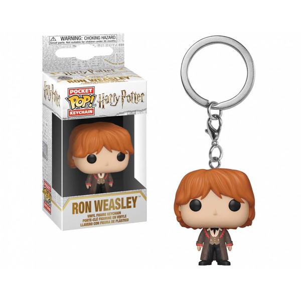 Funko POP! Keychain Harry Potter: Ron Weasley