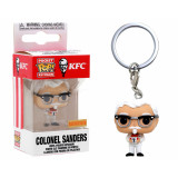 Funko POP! Keychain KFC: Colonel Sanders