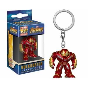 FUNKO POP Keychain Marvel Avengers Infinity War Hulkbuster