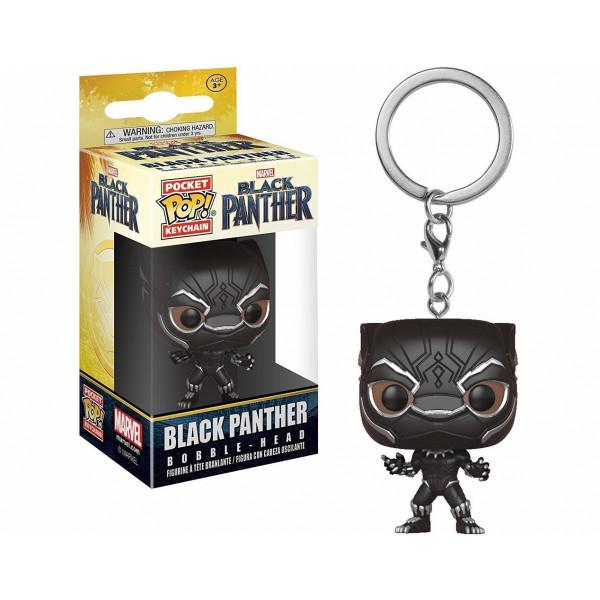 FUNKO POP Keychain Marvel Black Panther