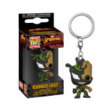 Funko POP! Keychain Marvel Venom: Venomized Groot
