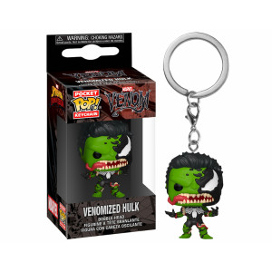 Funko POP! Keychain Marvel Venom: Venomized Hulk