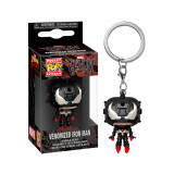 Funko POP! Keychain Marvel Venom: Venomized Iron Man