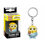 Funko POP! Keychain Minions 2 The Rise of Gru: Pajama Bob
