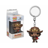 Funko POP! Keychain Overwatch: McCree