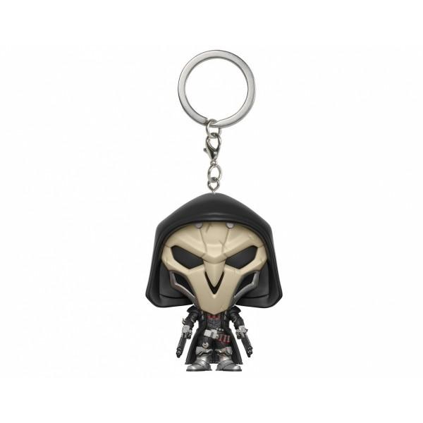FUNKO POP Keychain Overwatch Reaper