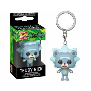 Funko POP! Keychain Rick and Morty: Teddy Rick